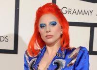 макияж и прическа Леди Гаги на Грэмми 2016