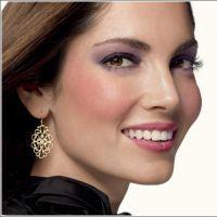 легкий вечерний макияж для карих глаз 5