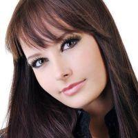 легкий дневной макияж для карих глаз 2