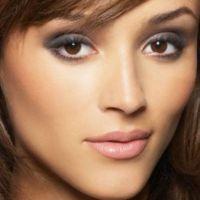 легкий дневной макияж для карих глаз 3