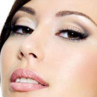 легкий дневной макияж для карих глаз 5