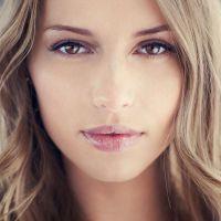 легкий дневной макияж для карих глаз 6