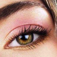 красивый легкий макияж для зеленых глаз 1