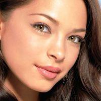 красивый легкий макияж для зеленых глаз 6