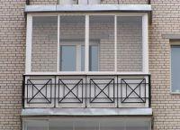 Лоджия и балкон в чем разница1