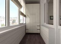 Лоджия и балкон в чем разница2