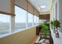 Лоджия и балкон в чем разница4