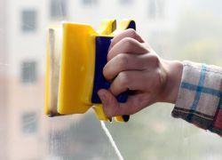 Магнит для мытья окон