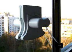 Устройство для мытья окон на магнитах