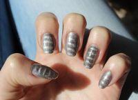 Магнитный лак для ногтей 7