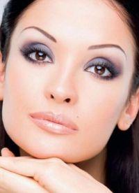макияж для маленьких круглых глаз 9