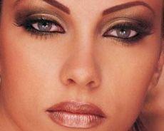 как сделать греческий макияж
