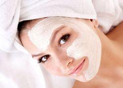 маска из белой глины для лица рецепт