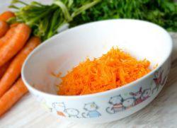 моркови срещу акне