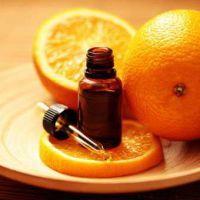 Baie cu ulei portocaliu