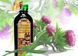 масло расторопши применение для похудения