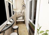 Мебель для лоджии и балкона1