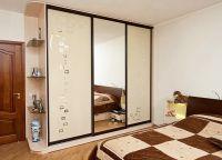 Мебель для маленькой спальни 12