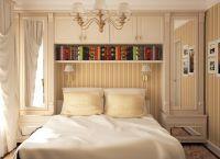 Мебель для маленькой спальни 14