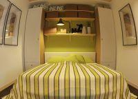 Мебель для маленькой спальни 15