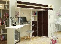 Мебель для маленькой спальни 1
