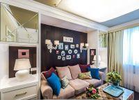 Мебель для маленькой спальни 7