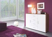 Мебель для спальни белый глянец10