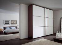 Мебель для спальни белый глянец6