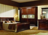 Спальни из массива дерева 2