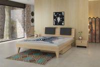 Кровать для спальни из массива 1