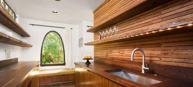 мебель из дерева в современном стиле 0