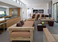 мебель из дерева в современном стиле 1