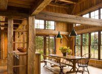 мебель из дерева в современном стиле 3