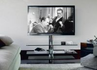 Мебель под телевизор в современном стиле9