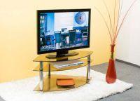 Мебель под телевизор в современном стиле11
