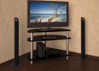 Мебель под телевизор в современном стиле12
