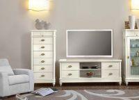 Мебель под телевизор в современном стиле3