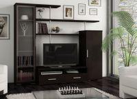 Мебель под телевизор в современном стиле5