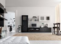 Мебель под телевизор в современном стиле6