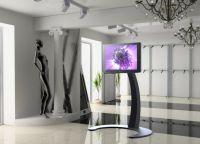 Мебель под телевизор в современном стиле7