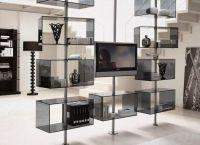 Мебель под телевизор в современном стиле8