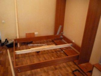 Мебель-трансформер своими руками15