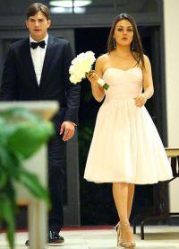 Актеры на свадьбе у друзей. Фото со своей свадьбы они не опубликовали