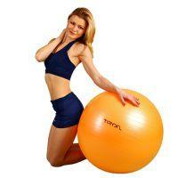 Мяч для фитнеса - упражнения для похудения