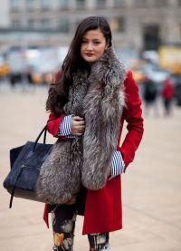 модели пальто осень зима 2015 2016 7