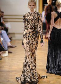 модели вечерних платьев 2014 1