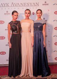 модели вечерних платьев 2014 4