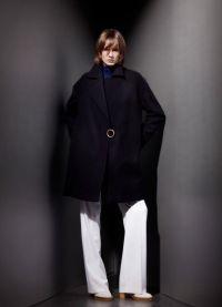 модное пальто осень 2015 цвета стили фасоны1