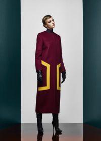 модное пальто осень 2015 цвета стили фасоны2