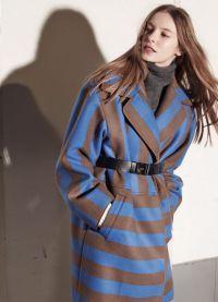 модное пальто осень 2015 цвета стили фасоны5